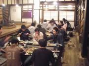 永井酒造蔵見学